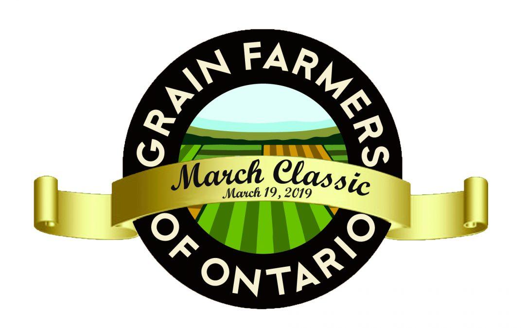 Grain Farmers of Ontario March Classic: March 18-19, London